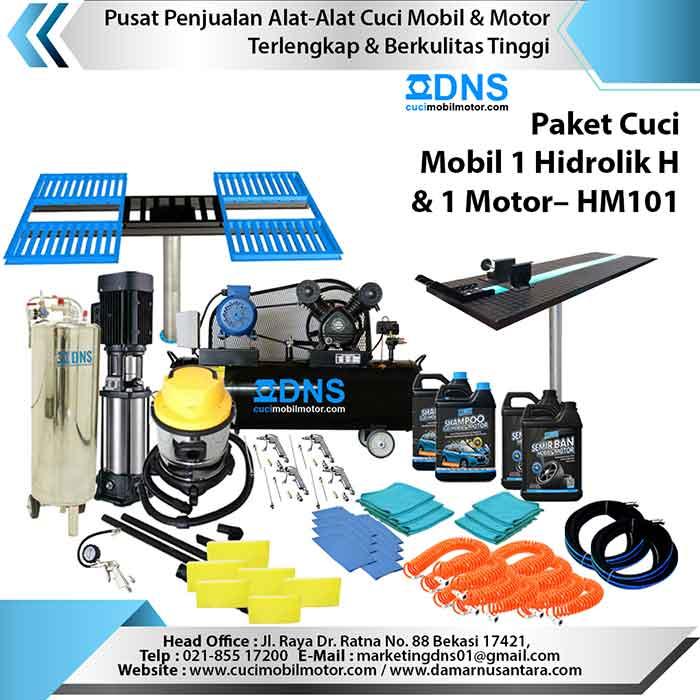 Paket Cuci Mobil 1 Hidrolik H dan 1 Motor – HM101