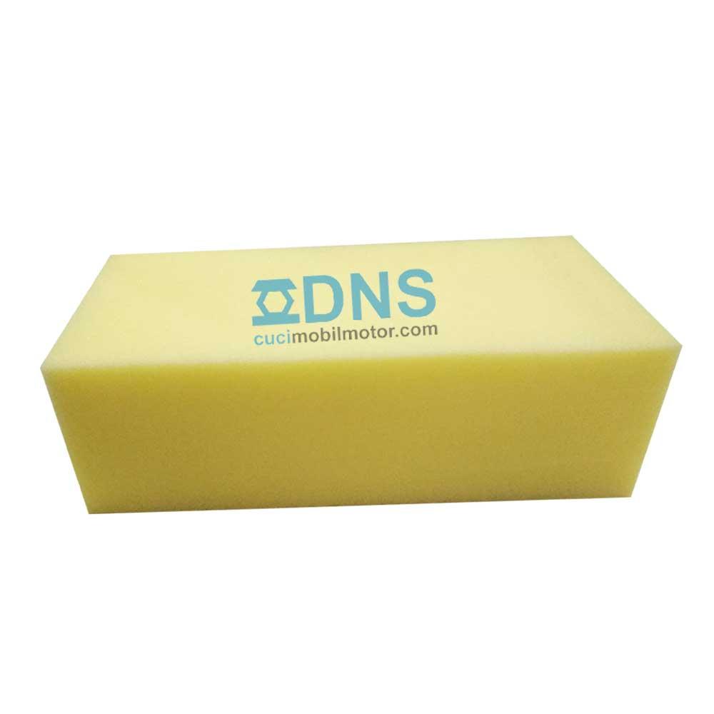"""DNS"" Sponge (20 x 9.5 x 6 cm)"