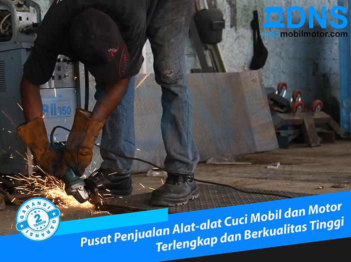 Produksi Hidrolik Cuci Mobil